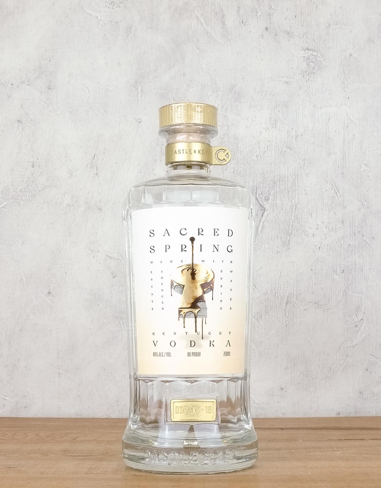 Castle & Key Vodka