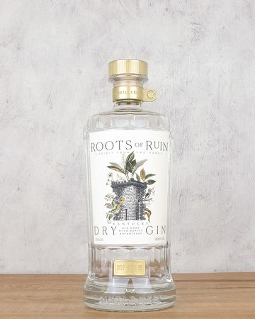 Castle & Key Roots of Ruin Gin