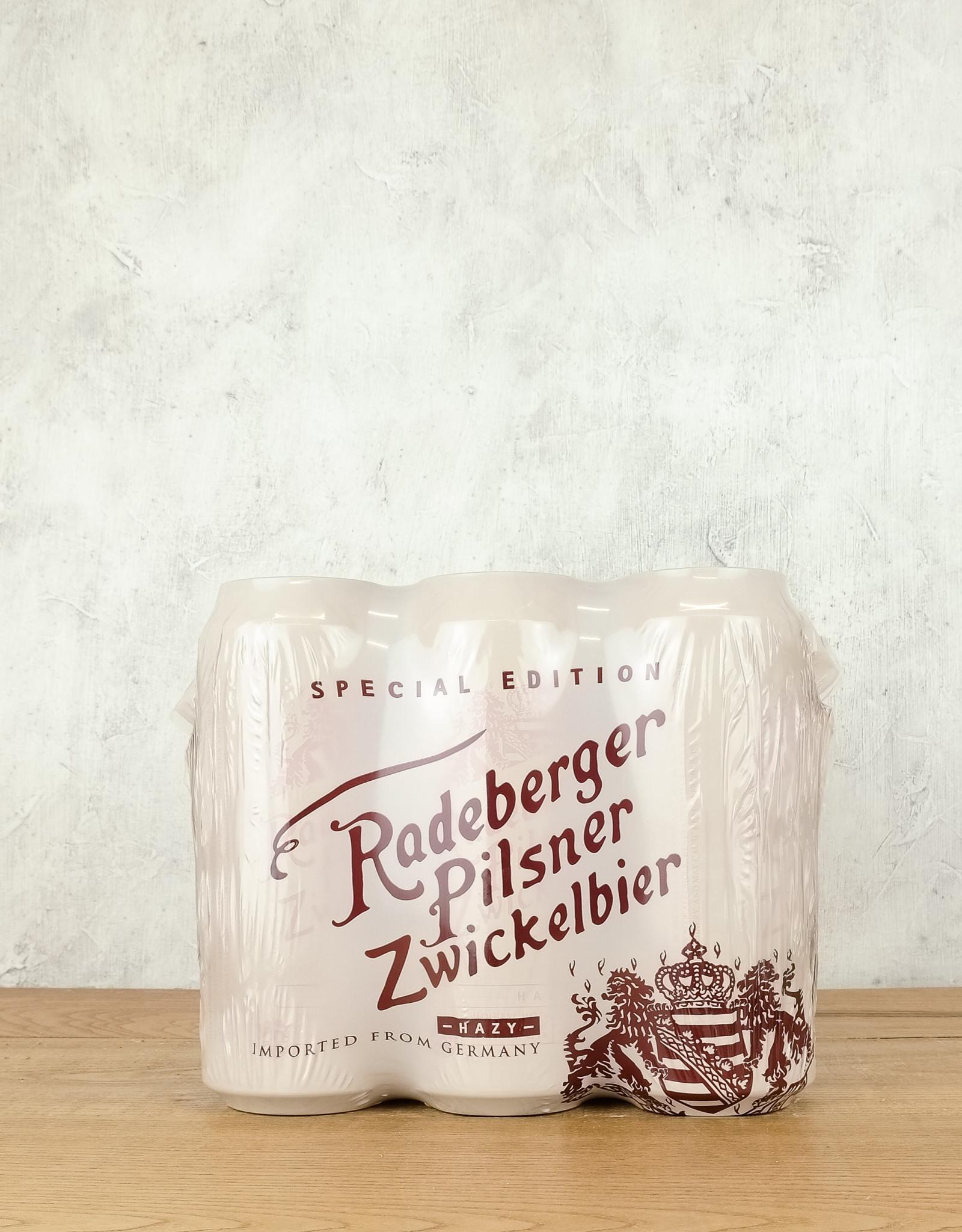 Radeberger Zwickelbier Hazy Pilsner 6pk