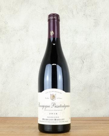 Hudelot Baillet Bourgogne Passetoutgrain