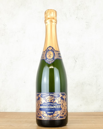 Champagne Andre Clouet Grande Reserve Brut