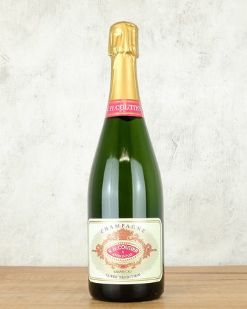 Champagne RH Coutier CuveeTradition Brut