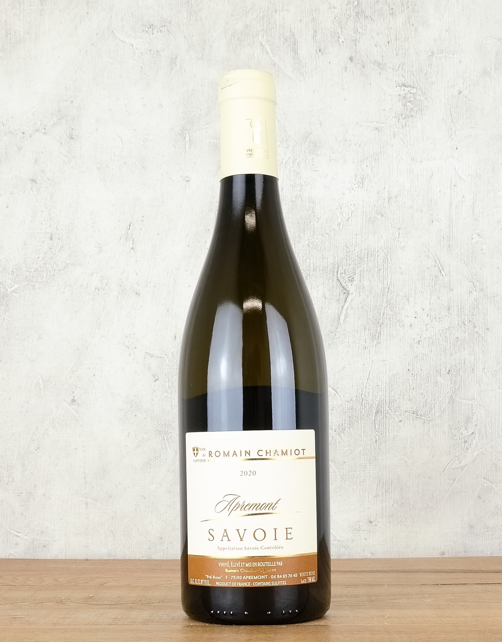 Chamiot Apremont Savoie