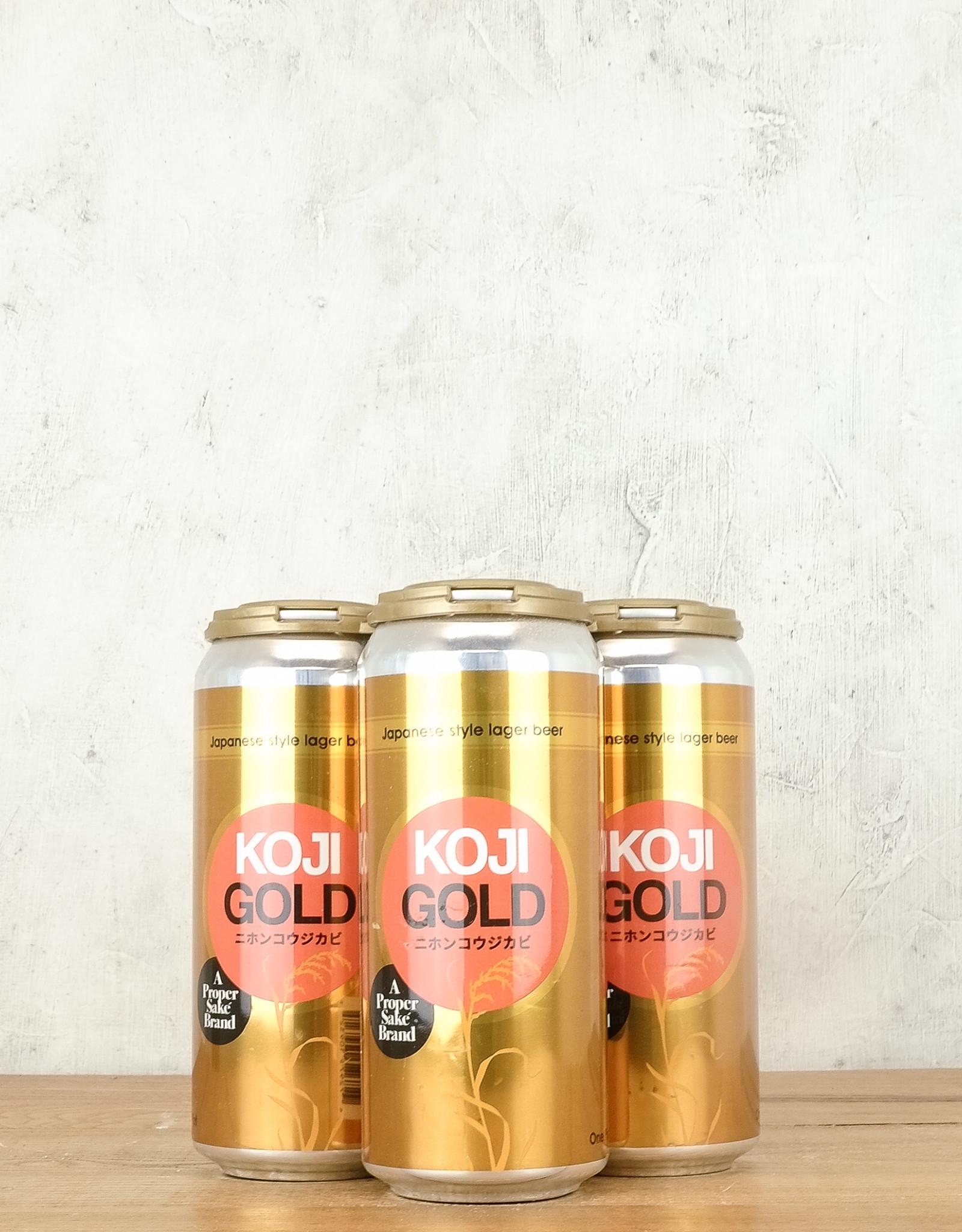 Proper Sake Koji Gold 4pk