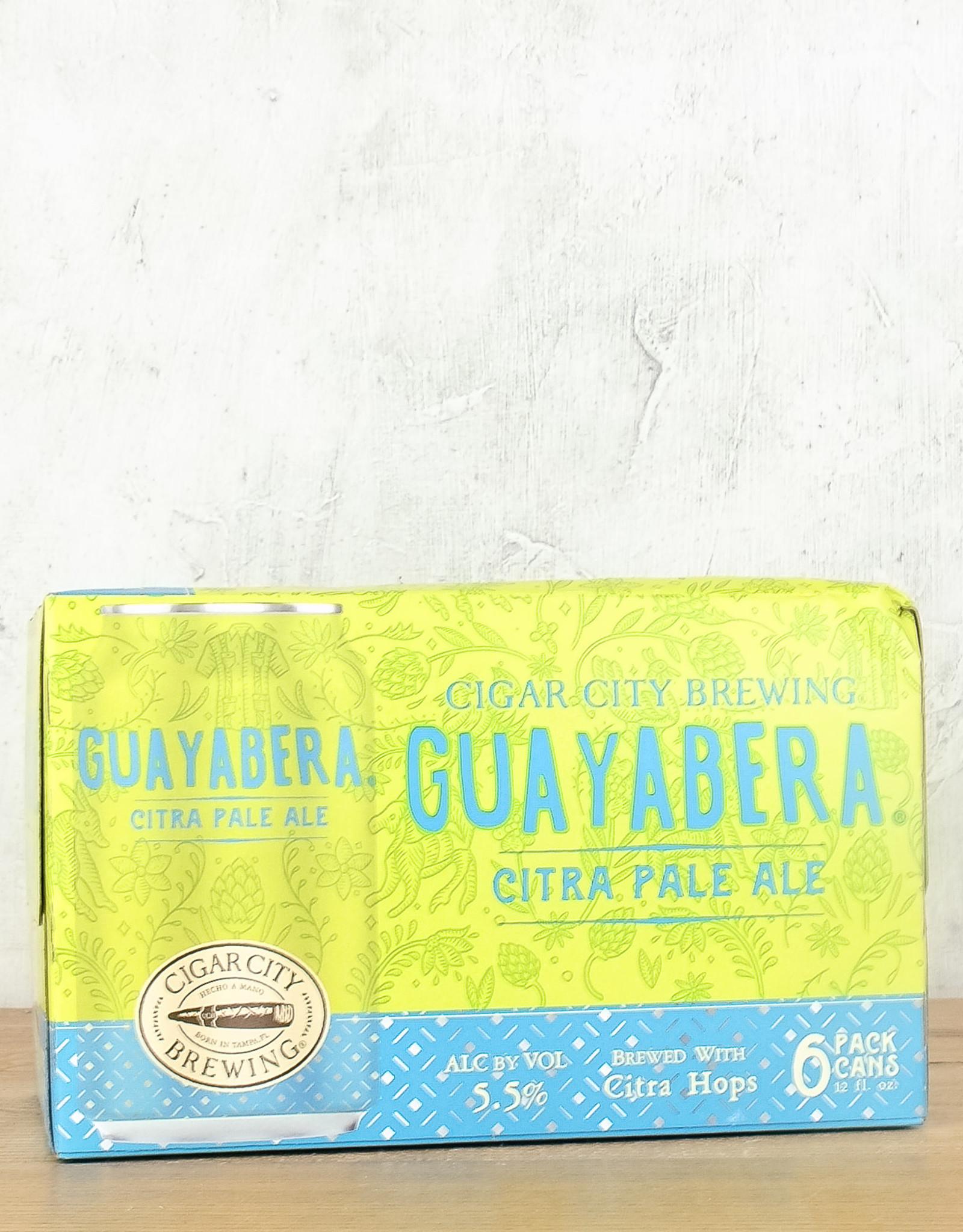 Cigar City Guayabera Citra Pale Ale 6pk