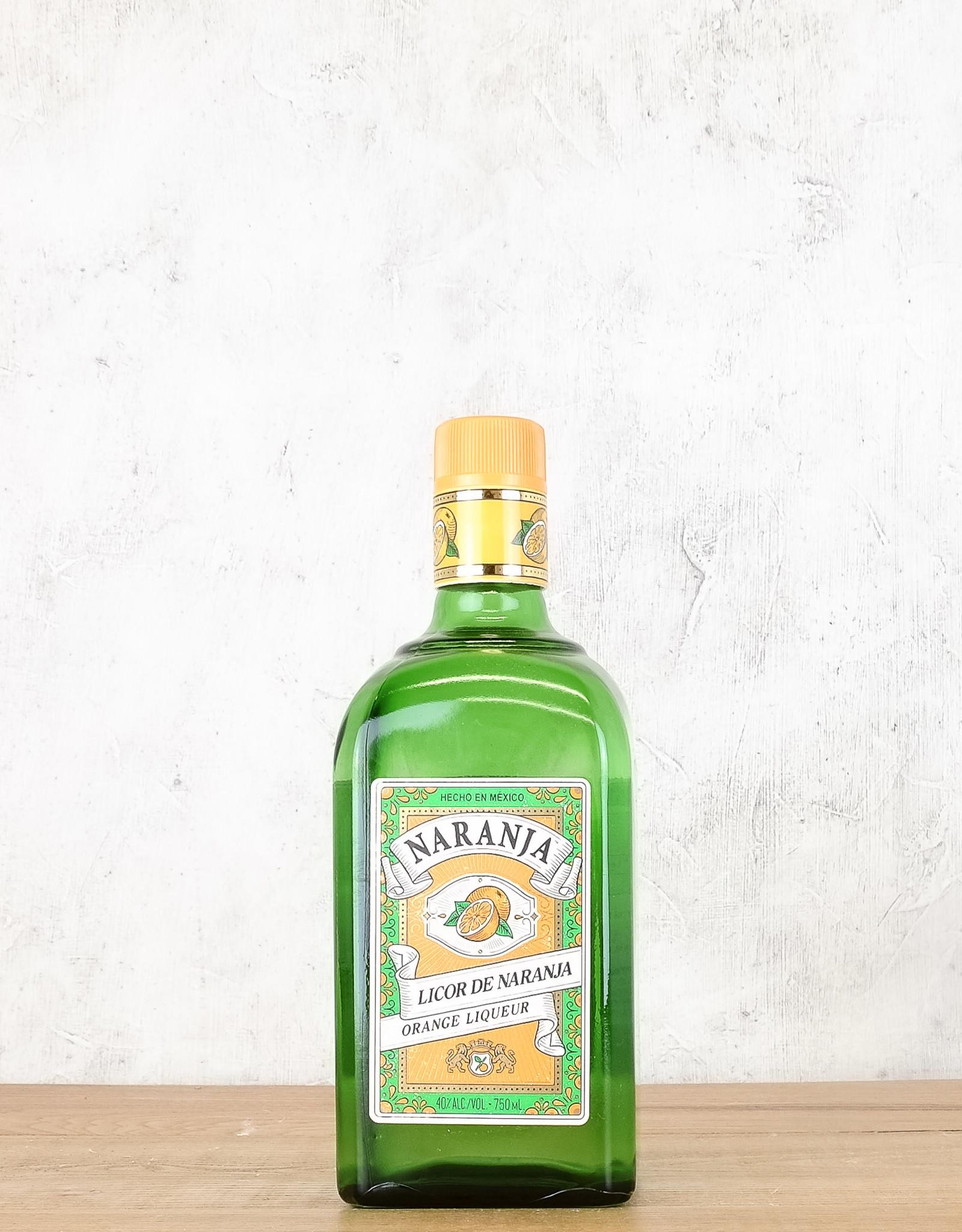 Naranja Orange Liquor