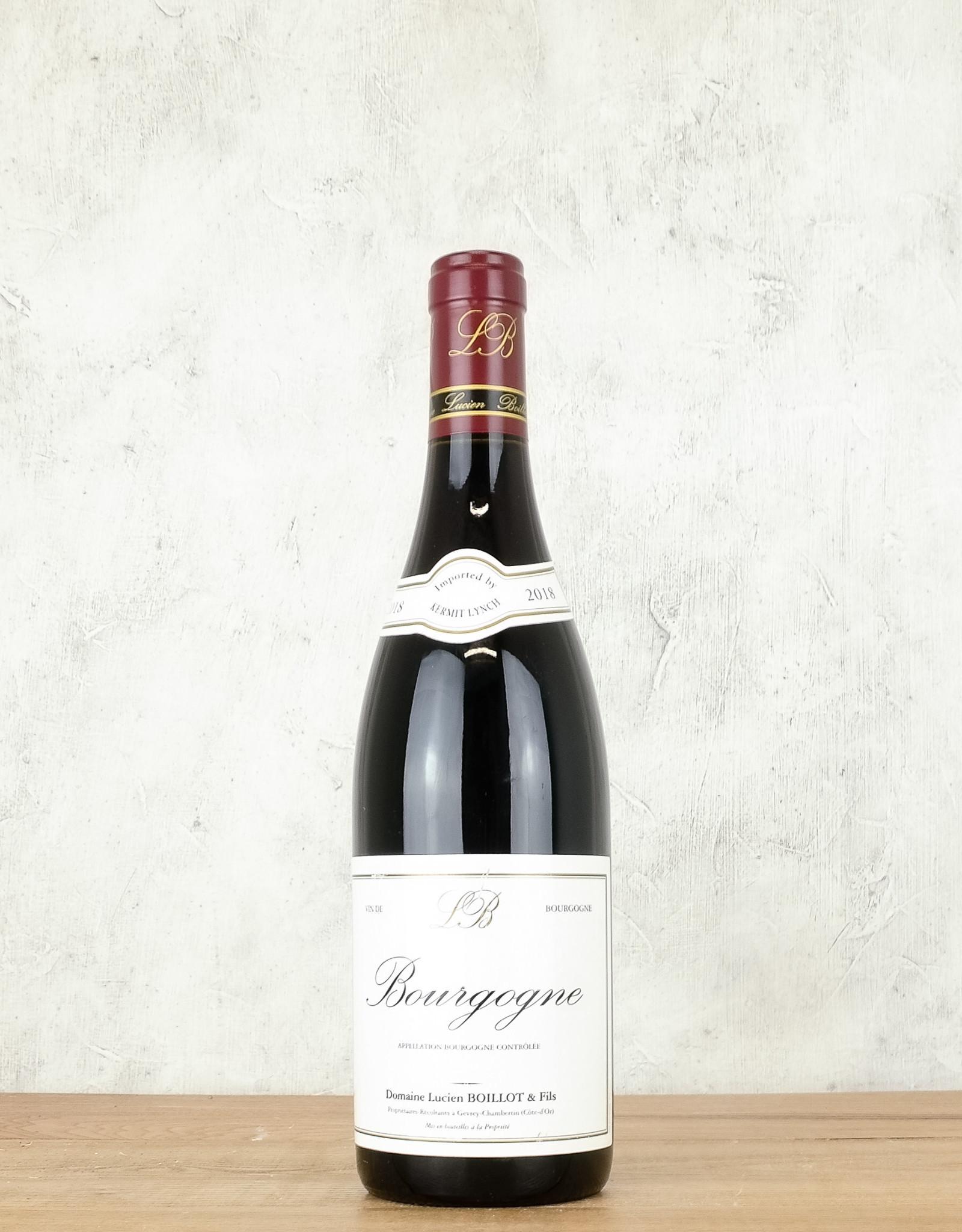 Domaine Lucien Boillot Bourgogne