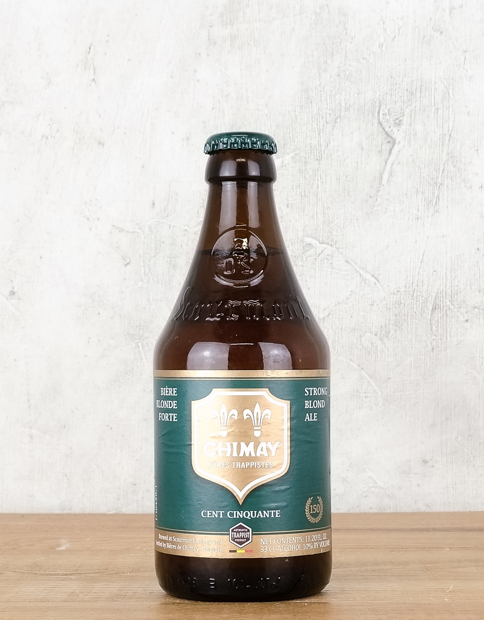 Chimay Strong Blond Ale (Green) 330ml