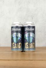 Almanac Beer Co.  The Future is Fluid 4pk