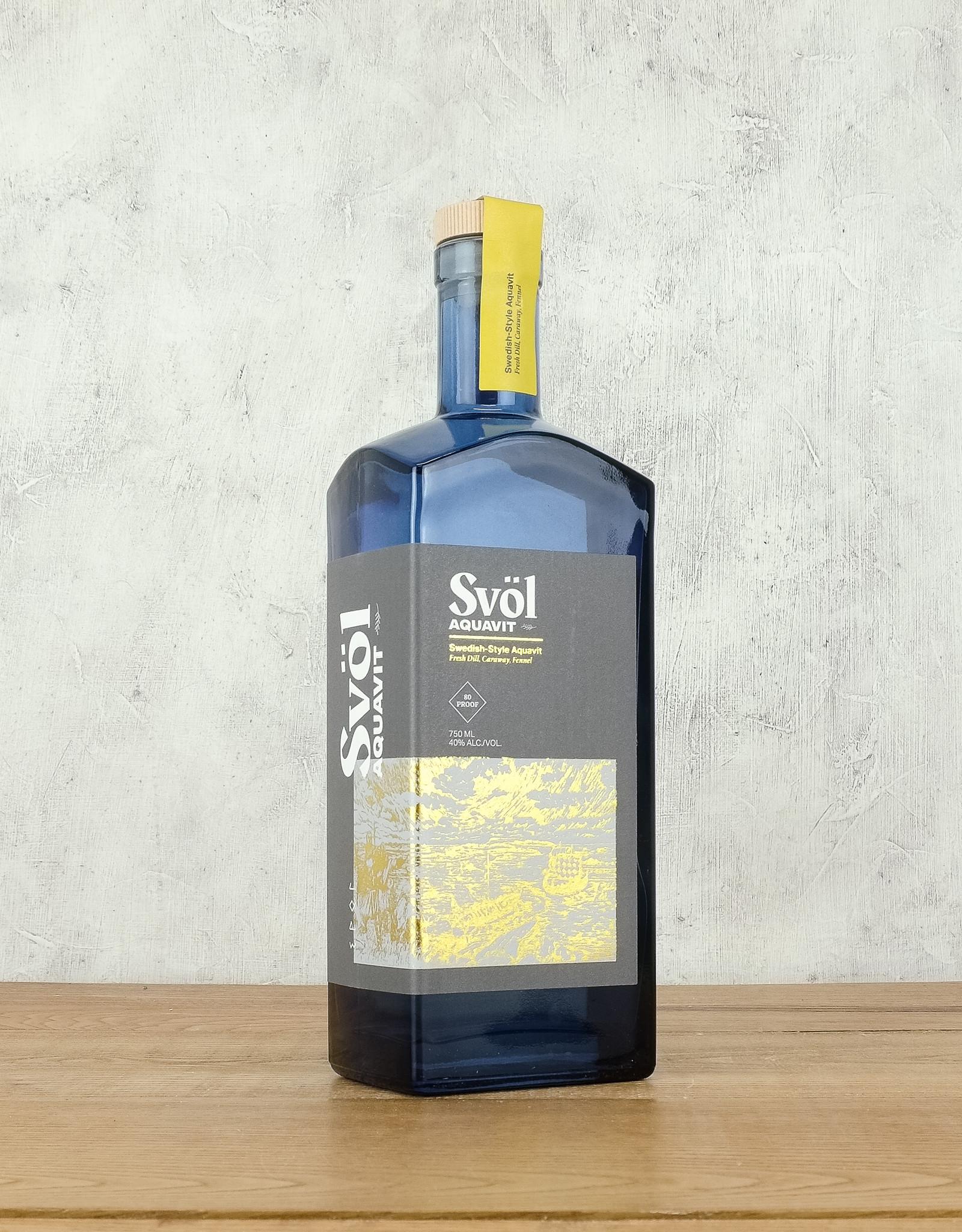 Svol Aquavit Swedish