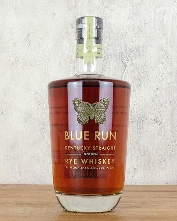 Blue Run Rye Whiskey