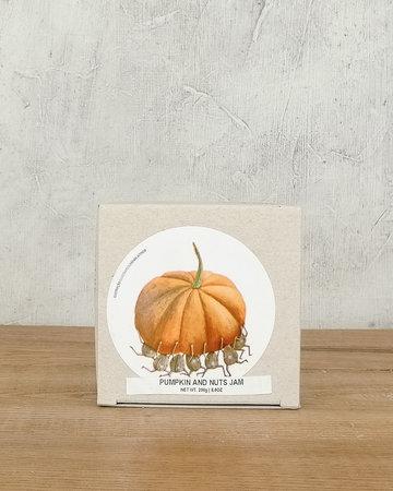 Jose Gourmet Pumpkin and Nuts Jam