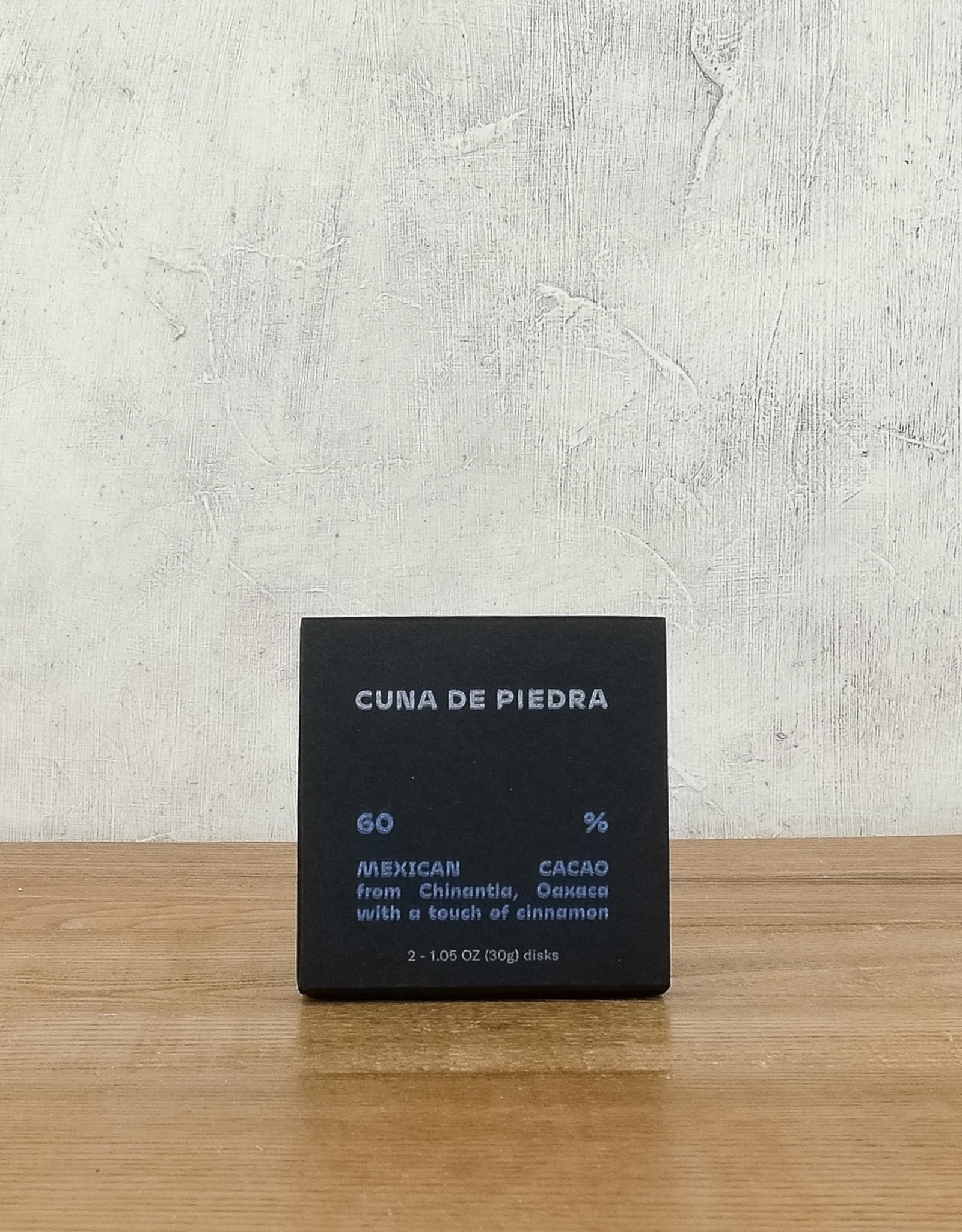 Cuna de Piedra Drinking Chocolate with Cinnamon