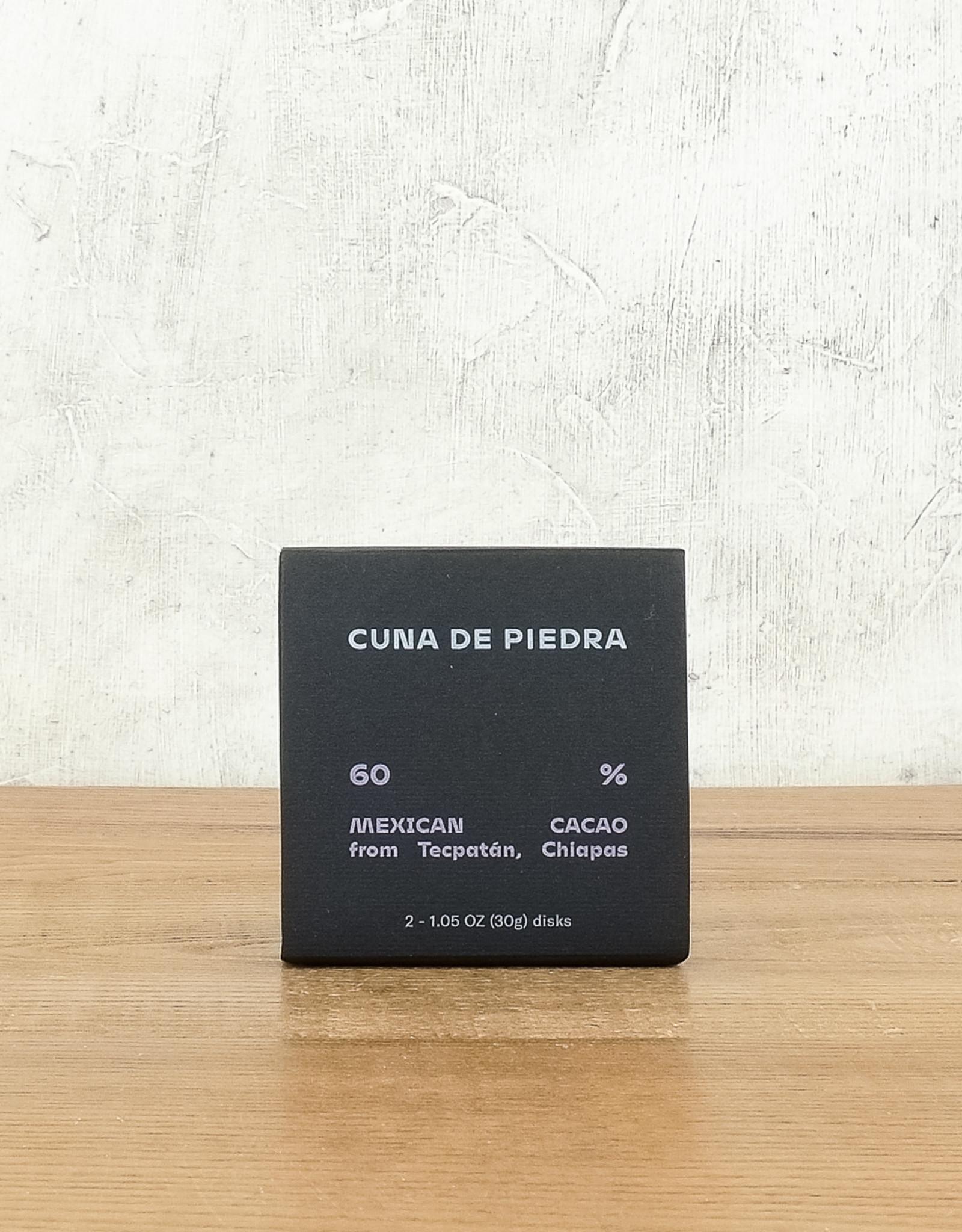 Cuna de Piedra Drinking Chocolate de Mesa Tecpatan