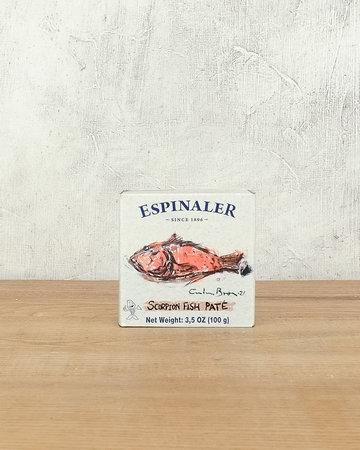 Espinaler Scorpion Fish Pate