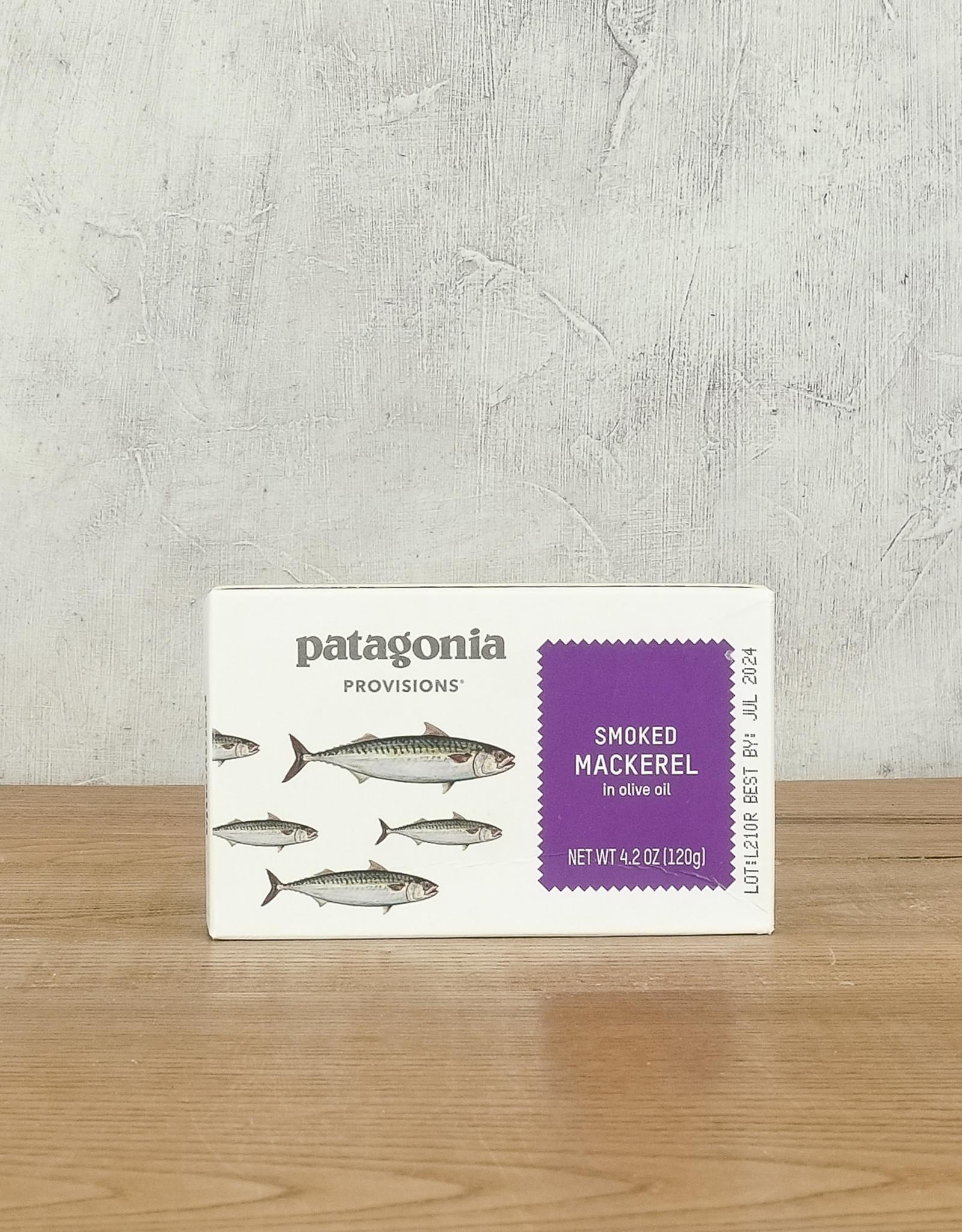 Patagonia Smoked Mackerel