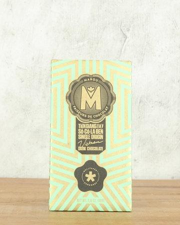 Marou Tien Giang 80% Dark Chocolate