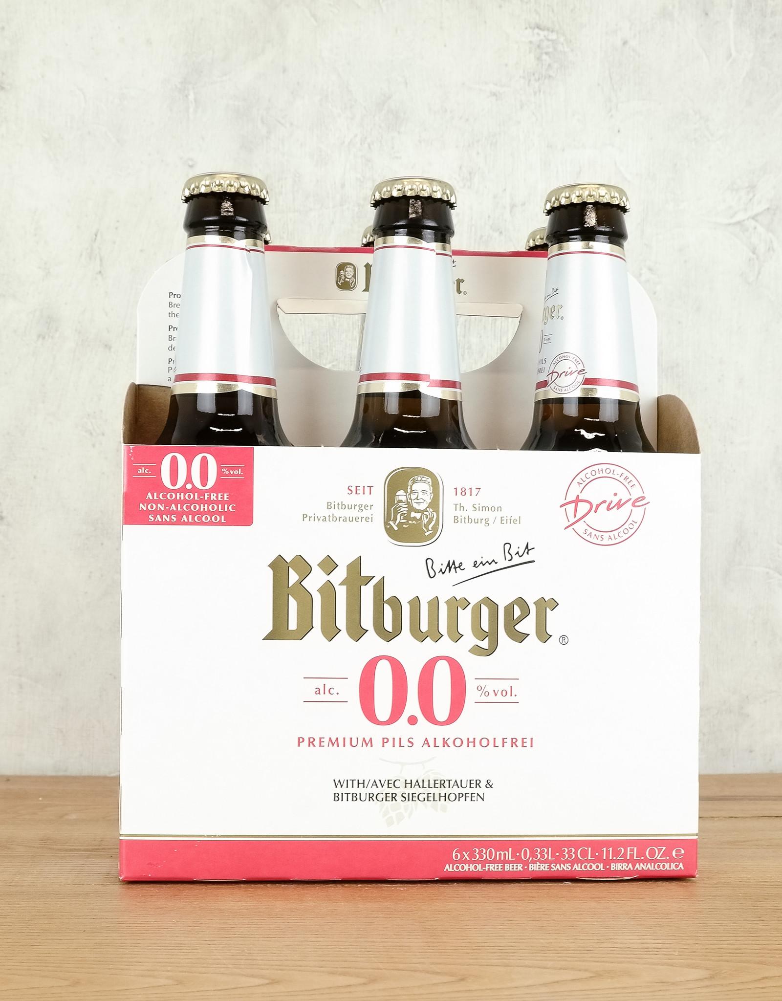 Bitburger Non-Alcoholic 6pk