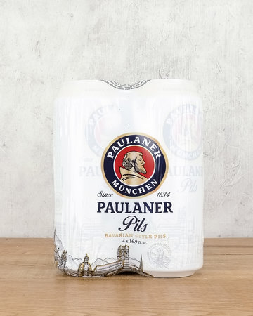 Paulaner Pils 4pk