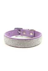 Dogo VIP Bling Collar - Purple