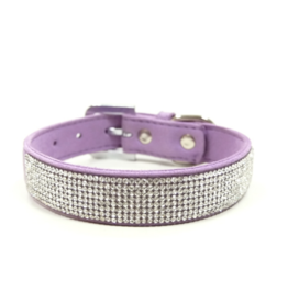 Dogo VIP Bling Collar - Purple