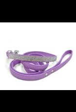 Dogo VIP Bling Leash - Purple