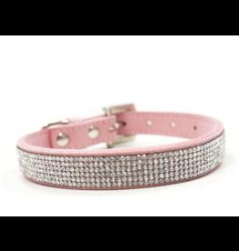 Dogo VIP Bling Collar - Pink