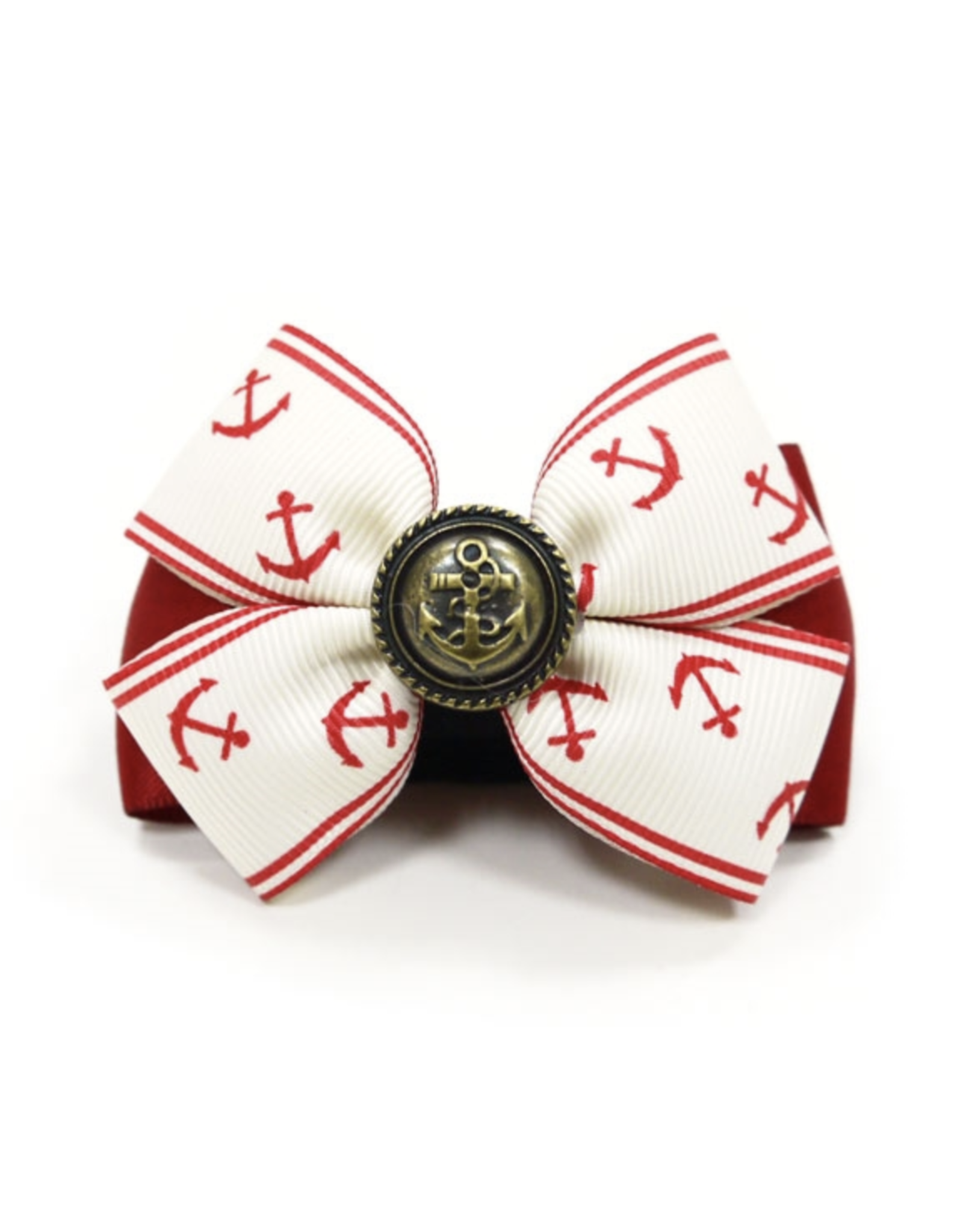 Dogo Easy Bow - Nautical Red