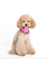Dogo Easy Bow - Flower Bow Pink
