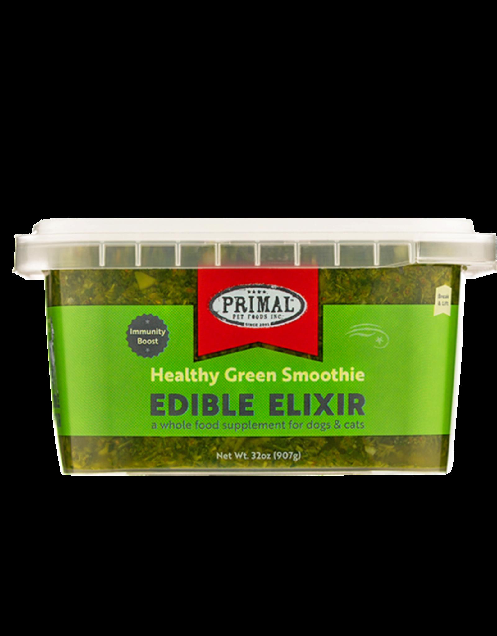 Primal Primal Frozen Elixir - Health Greens 16 OZ