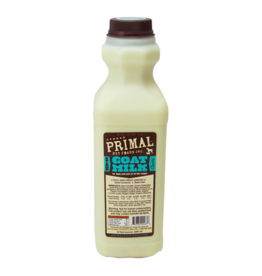 Primal Primal Frozen Raw Goat Milk Qt