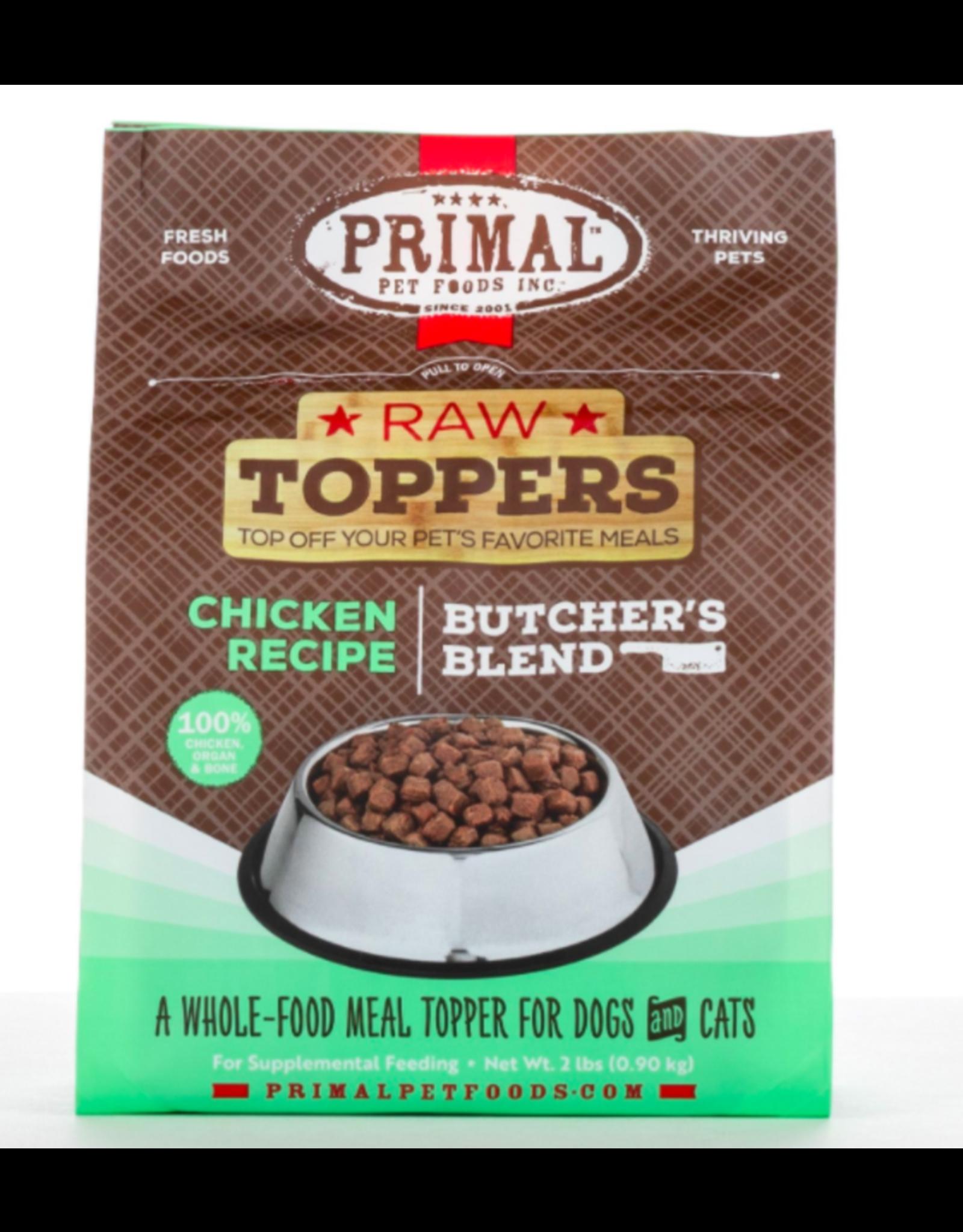 Primal Primal Butcher's Blend Chicken Recipe 2#