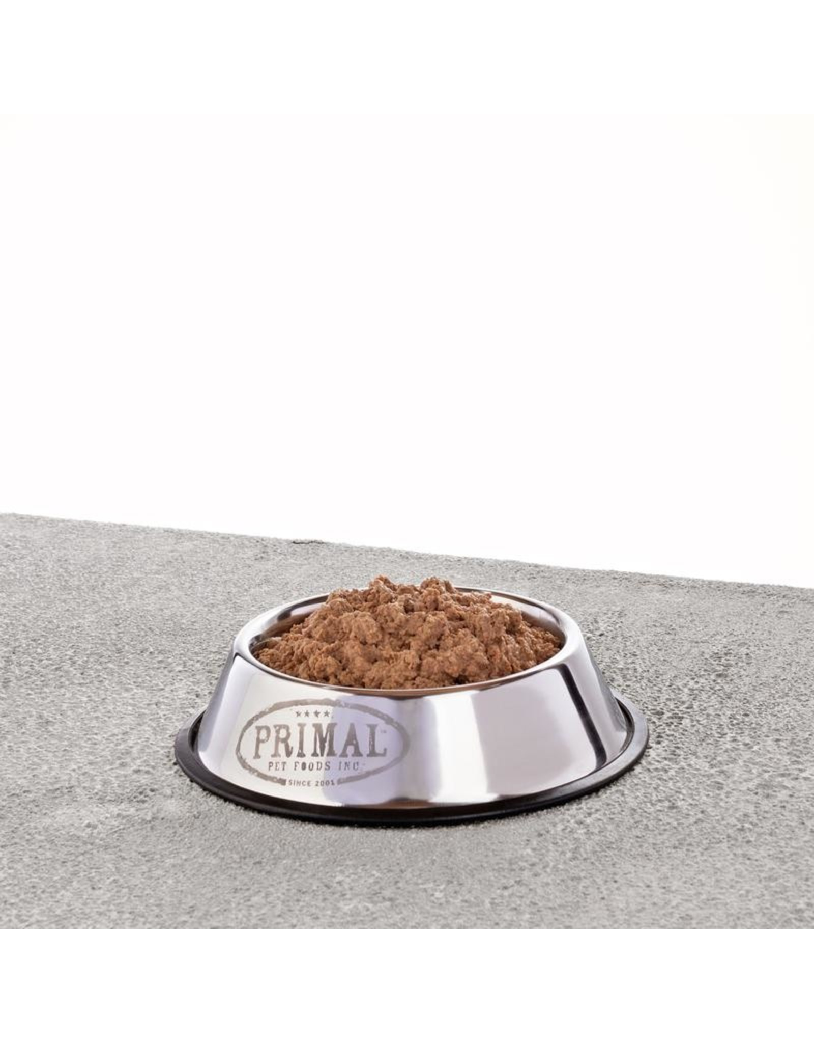 Primal Primal Patties for Dogs - Chicken Formula - 6 LB