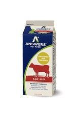 Answers Answers Detailed Formula Raw Beef 4#