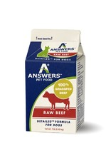 Answers Limited Ingredient Diet - Straight Beef Formula 1#