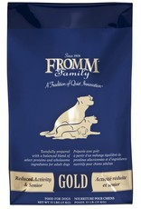 Fromm Fromm Family - Reduced Activity & Senior Gold Dry Dog Food