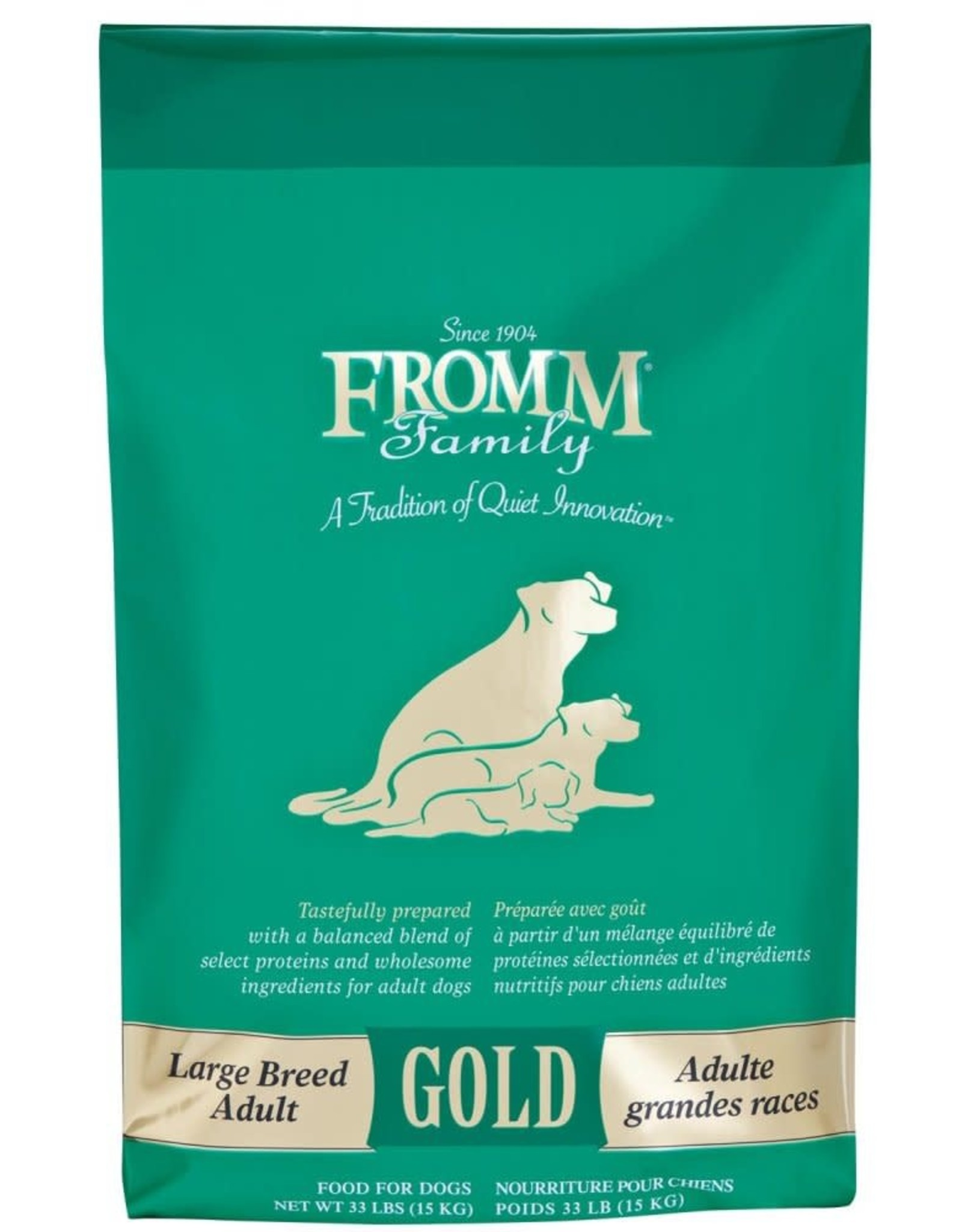 Fromm Fromm Family - Large Breed Adult Formula Gold Dry Dog Food