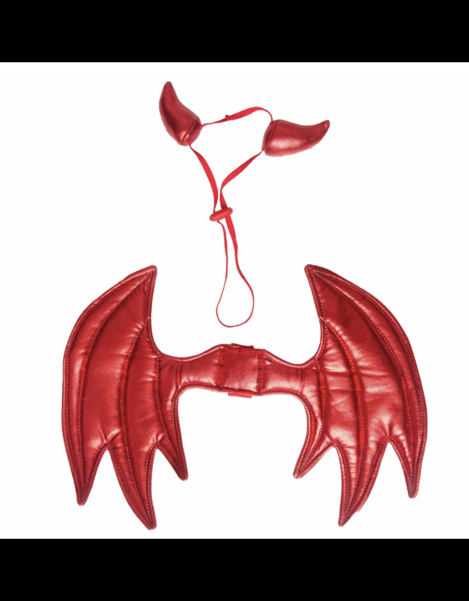 Pet Krewe Devil Costume