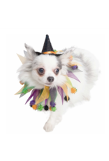 Pet Krewe Halloween Hat and Collar Set