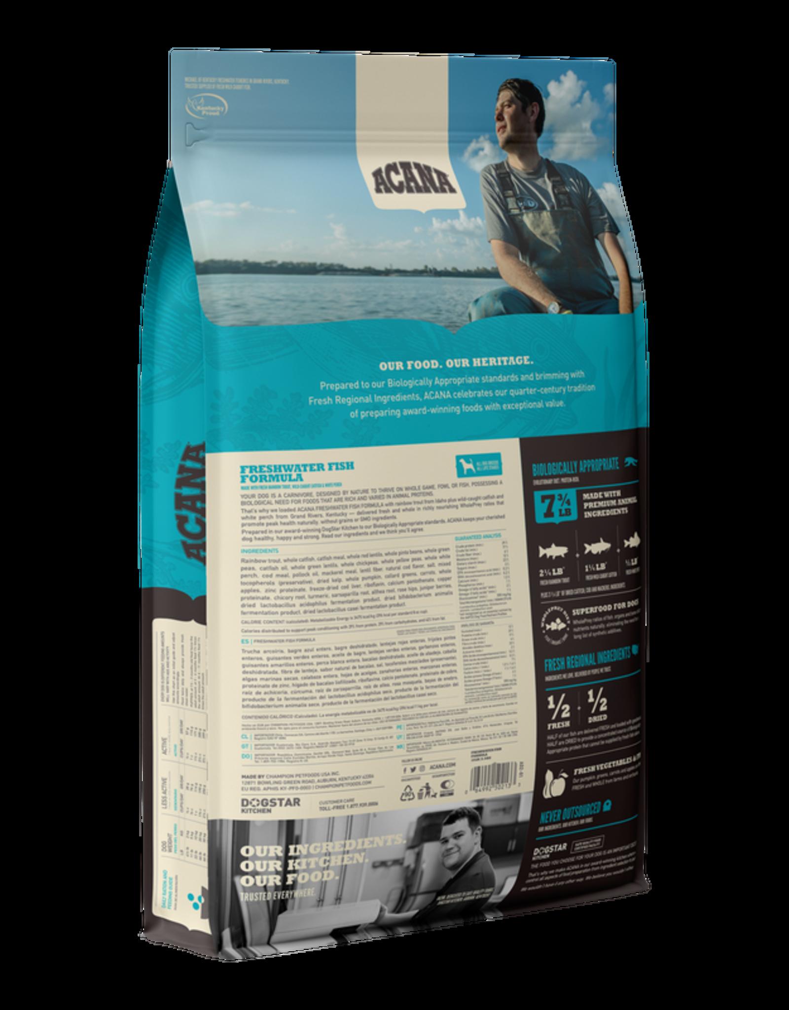 Acana Acana - Freshwater Fish Formula (Grain Free)