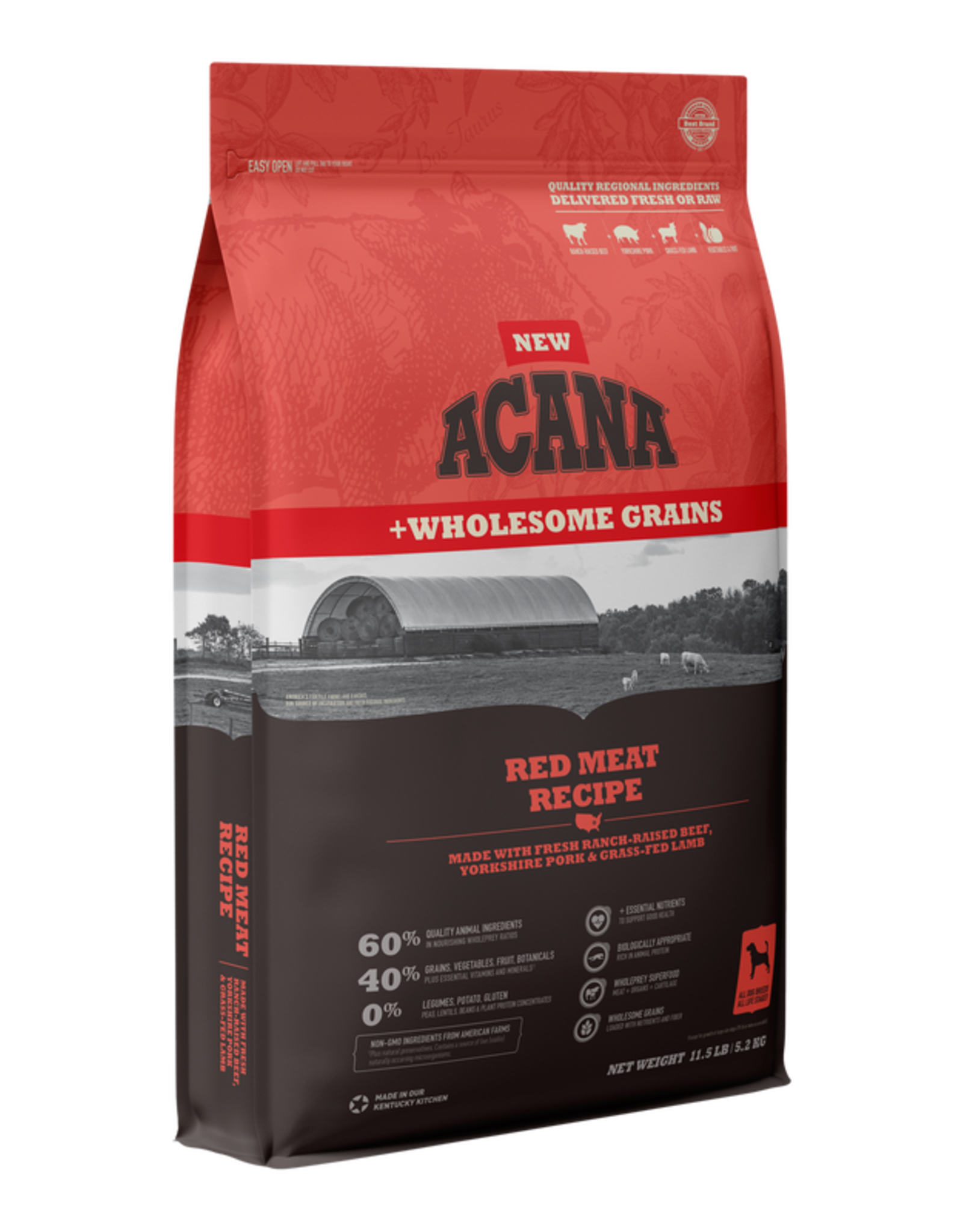 Acana Acana - Red Meat Recipe with Wholesome Grains