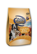 Nutri Source NutriSource - Lamb Meal & Rice Recipe