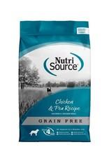 Nutri Source NutriSource - Grain Free Chicken & Pea Formula Dog Food
