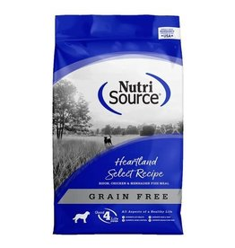 Nutri Source NutriSource - Grain Free Heartland Select with Bison Dry Dog Food