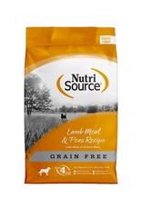 Nutri Source NutriSource - Grain Free Lamb Meal & Peas Dog Food