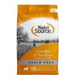 Nutri Source NutriSource - Grain Free Lamb Meal & Peas Dog Food