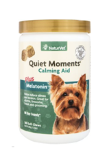 NaturVet NaturVet Quiet Moments Calming Aid Dog Soft Chews 60CT