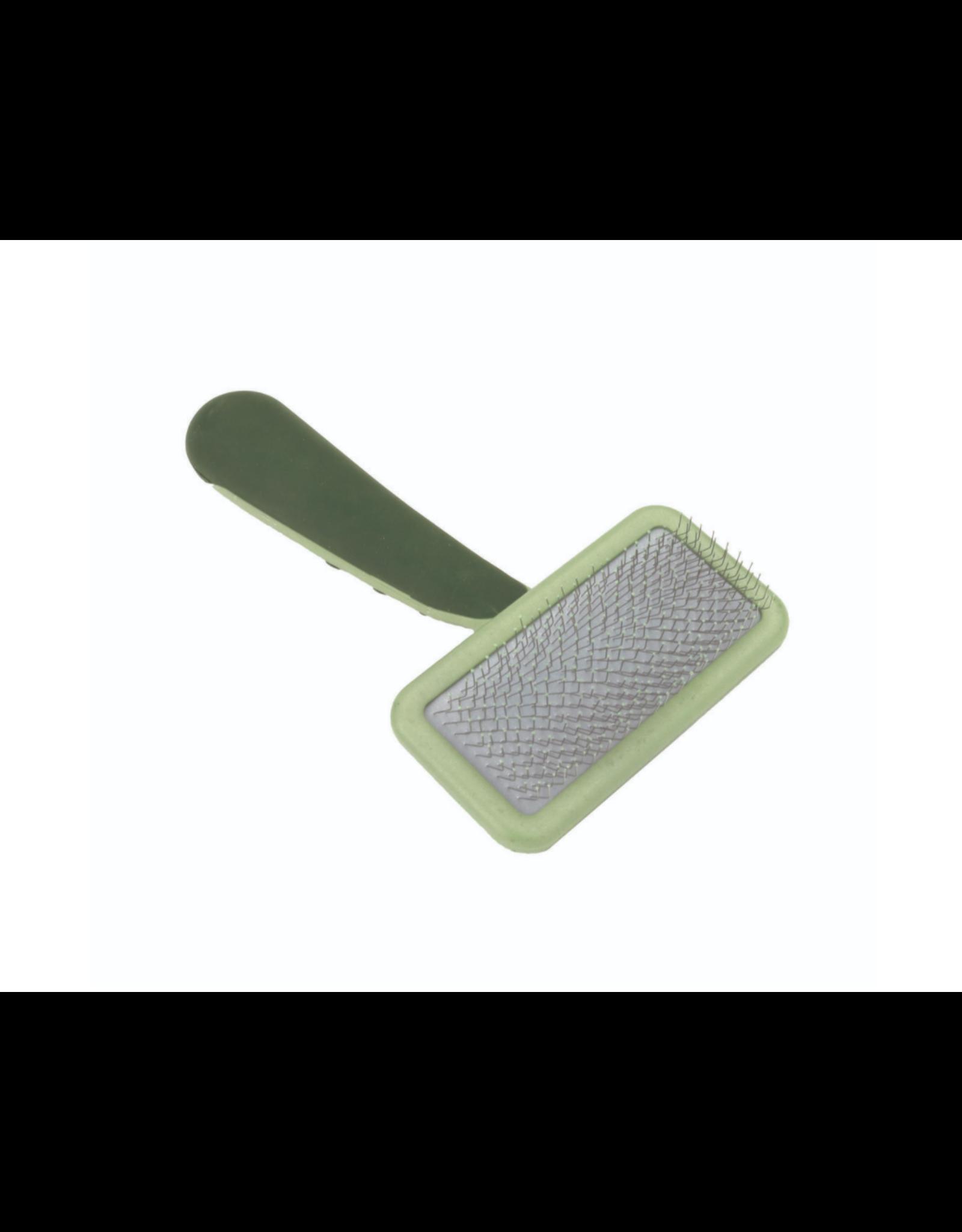 Coastal Safari Dog Soft Slicker Brush (MED)