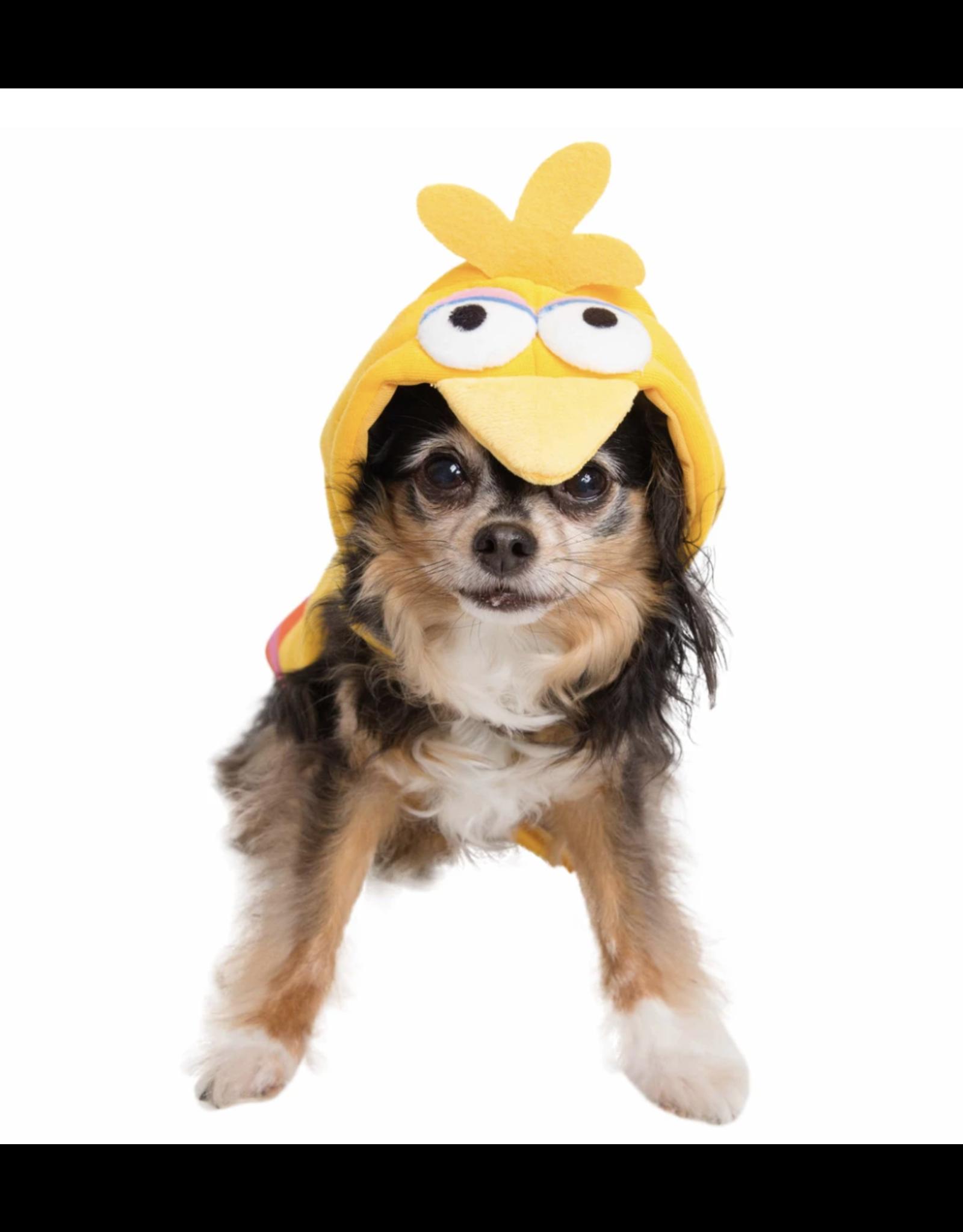 Pet Krewe Big Bird Hoodie Costume