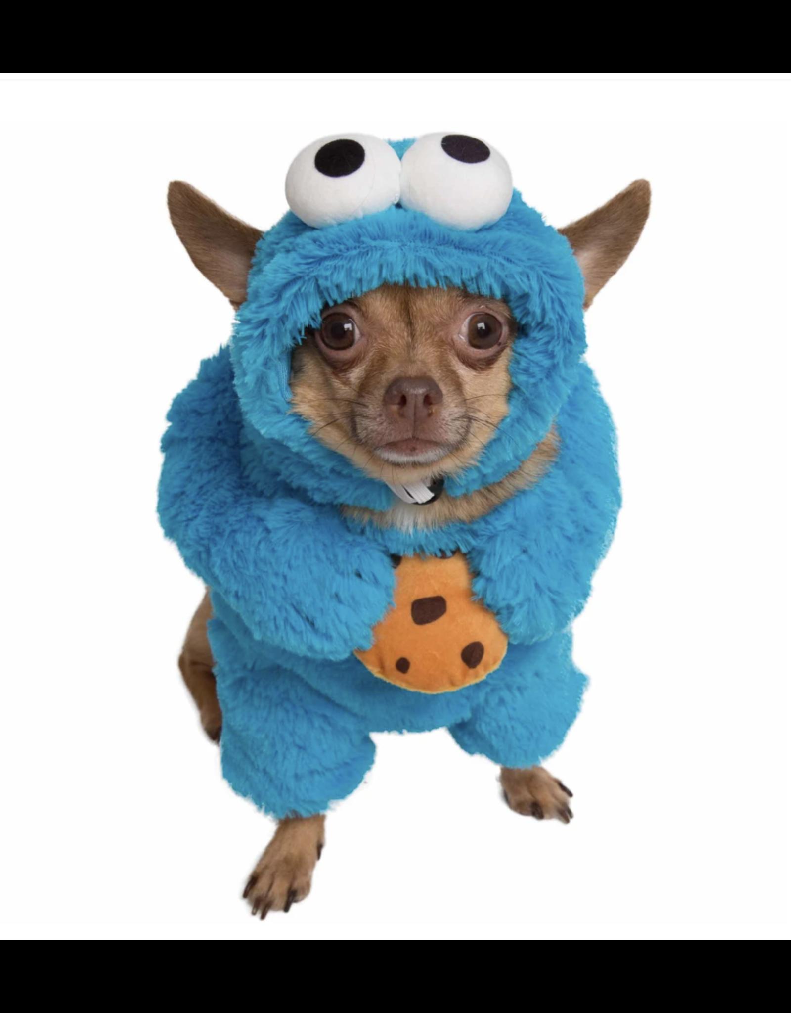 Pet Krewe Cookie Monster Walking Dog Costume